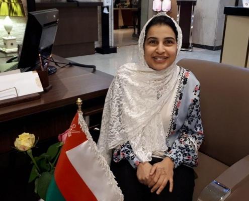 تجربة ابتسامة هوليود في ايران