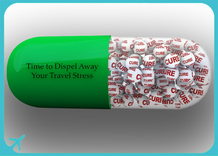 التخلص من توتر السفر