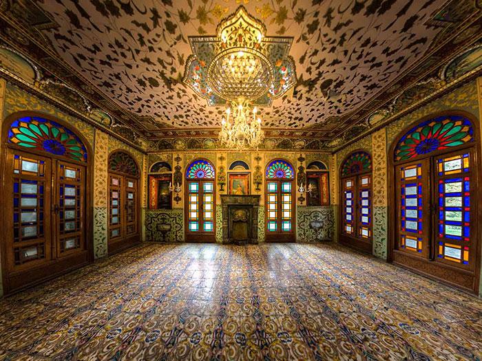 قصر غلستان في طهران
