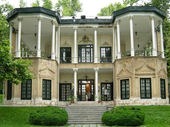 قصر نيافران في طهران