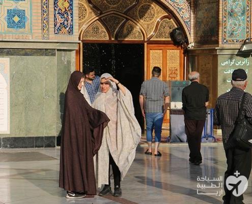 السياحة الطبية لإجراء عملية الانف في ايران لشابة استرالية