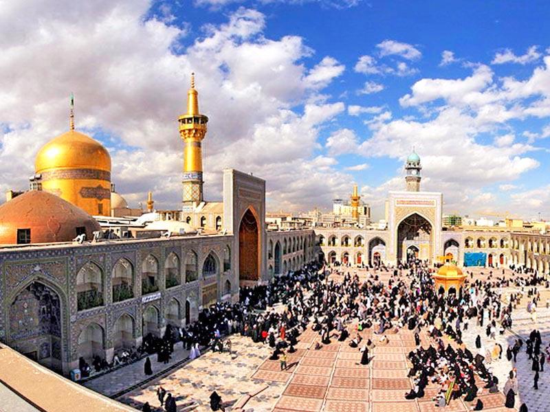 مقام الإمام الرضا في مشهد