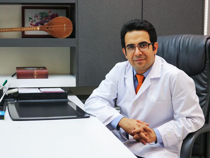 افضل الاطباء الذين يقدمون الخدمات الطبية في ايران