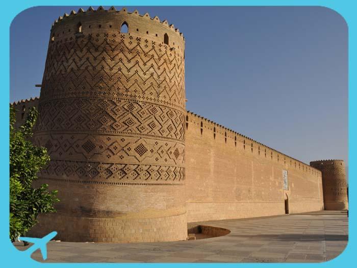 قلعة كريم خان في شيراز
