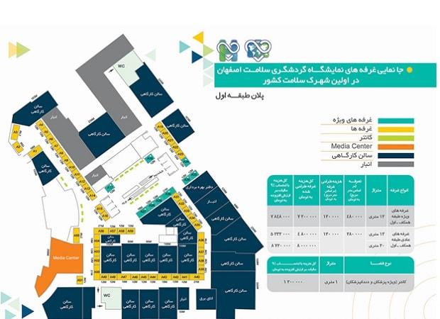 مؤتمر اصفهان للسياحة الصحية