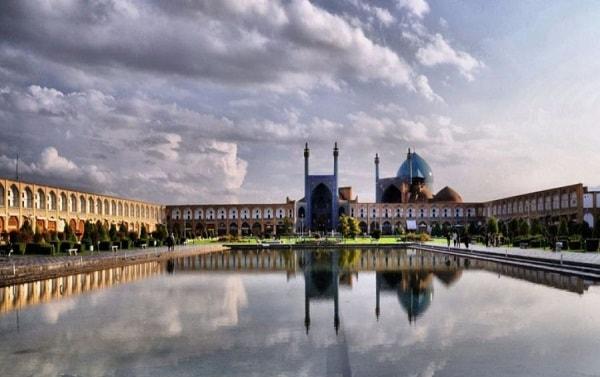 ساحة نقش جهان في اصفهان