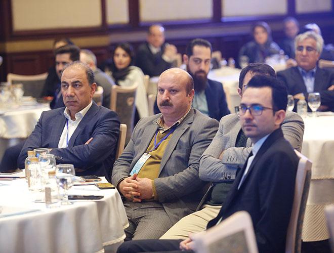 آريا مدتور في ملتقى السياحة الصحية في طهران
