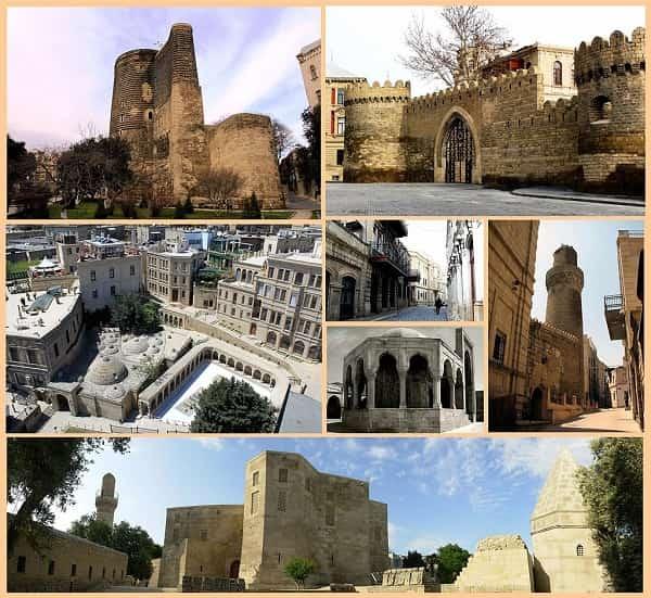 مدينة باكو القديمة