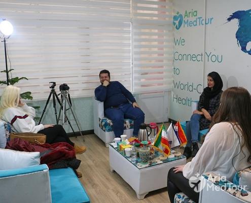 تجربتي مع جراحة انقاص الوزن في ايران