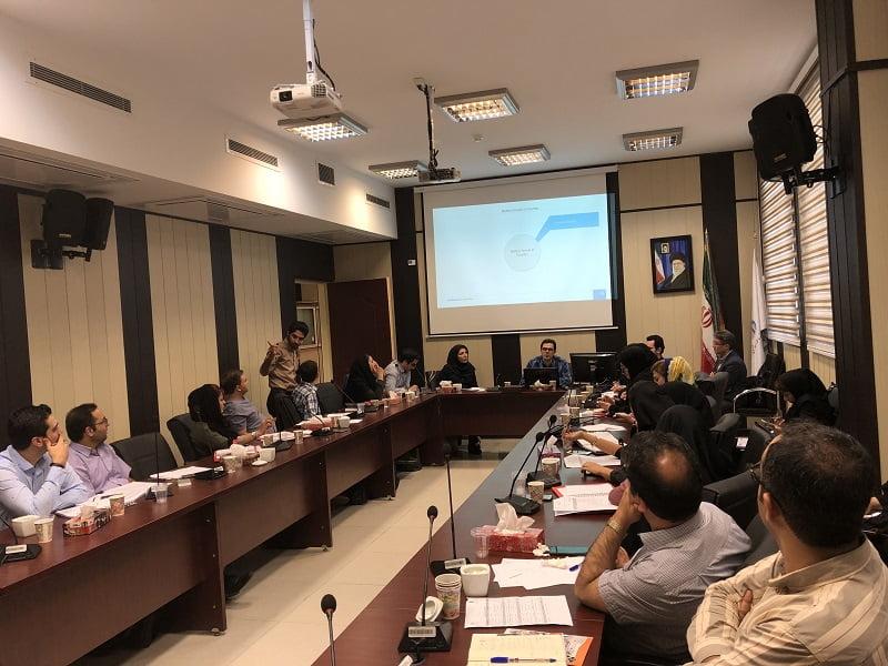 ورشة العمل الثانية عشرة حول السياحة الصحية في ايران