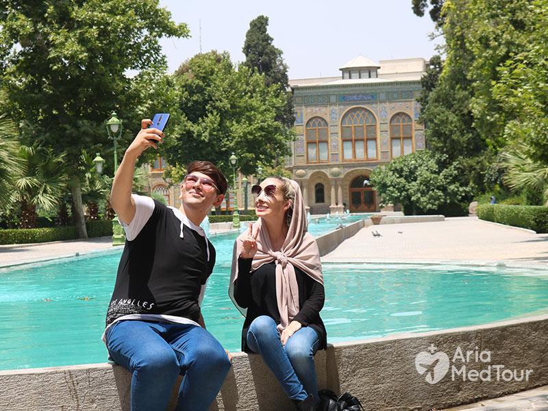 مريضة استرالية سافرت بمفردها إلى ايران
