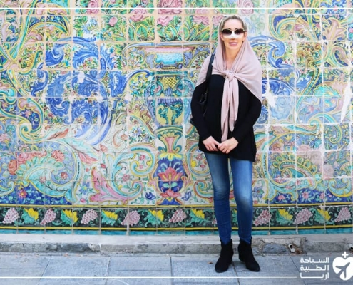 تجربة عملية تجميل الانف في ايران لشابة أسترالية