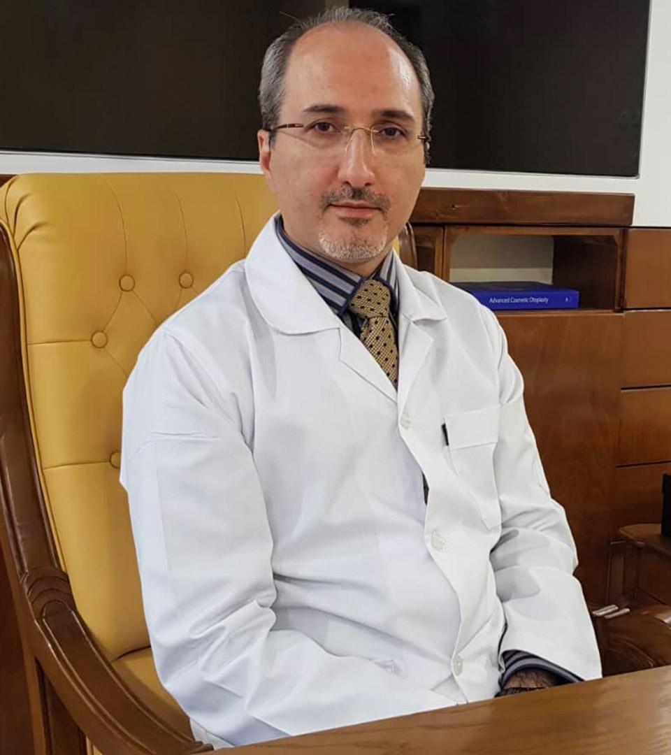 الدكتور علي بصام تجميل الانف في ايران