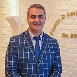 الدكتور هادي آمالي جراح تجميل في ايران