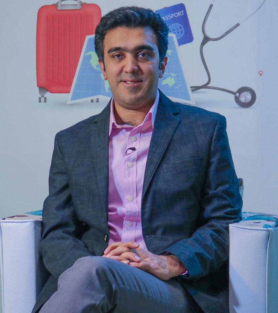 الدكتور أمين آمالي
