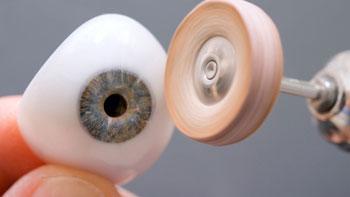 العين الاصطناعية