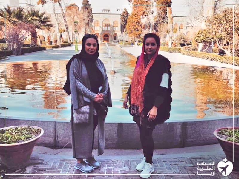 الطقس في ايران في الخريف