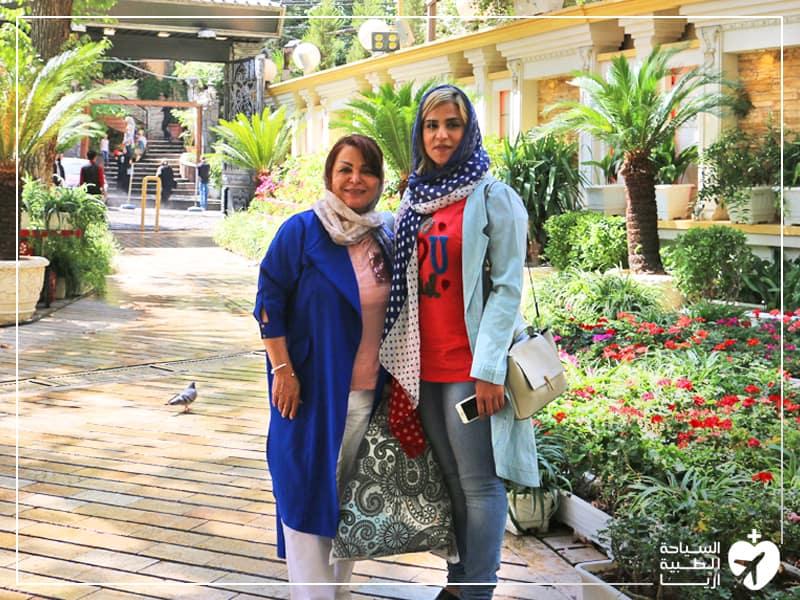 الطقس في ايران في الربيع