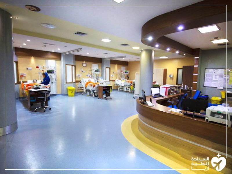 افضل مستشفى جراحة قلب في ايران