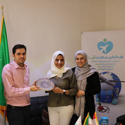 تجربة عملية تجميل الانف لشابة من عمان