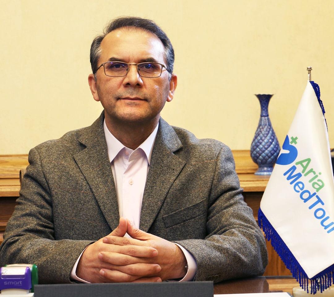 الدكتور مجيد رضواني جراح معالجة البدانة في ايران