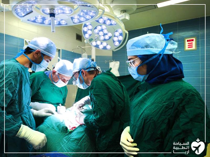 افضل جراح قلب في ايران
