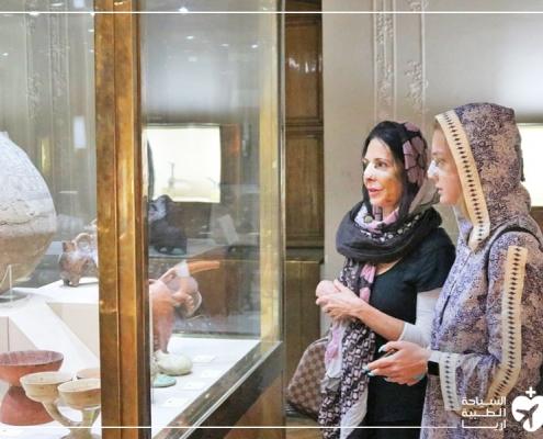 تجربة السياحة الطبية لإجراء عملية الانف في ايران لشابة أمريكية وأمها
