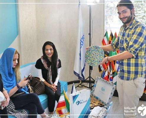 تجربة تجميل الانف في ايران مع آريا مدتور