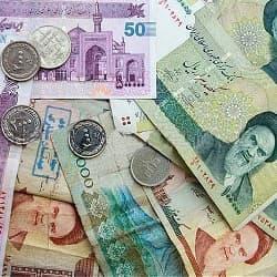 النقود في ايران