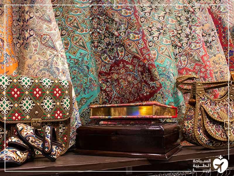 ترمه إحدى أنواع التذكارات في ايران