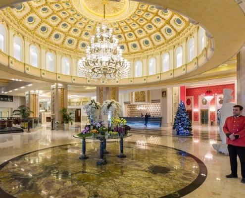فندق اسبيناس بالاس في طهران