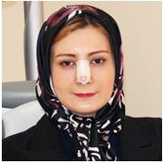 تجربة عملية ترميم الانف في ايران مع د. بيمان بورومند