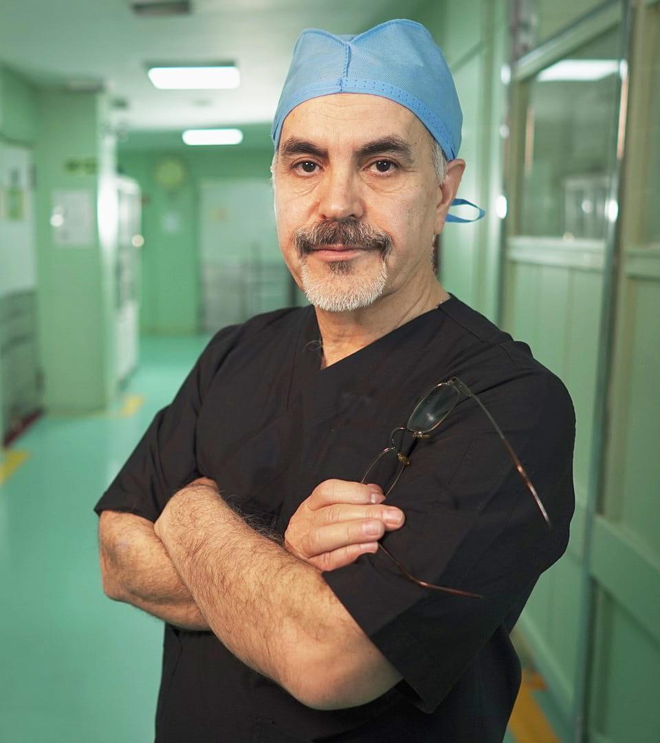 د. بيات شهبازي جراح تجميل في ايران