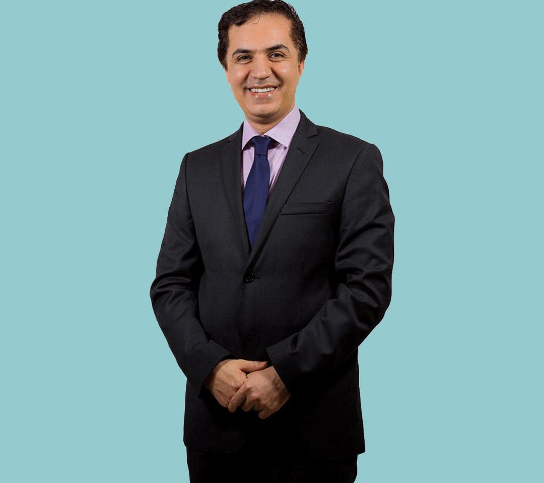 د. محسن فدايي جراح تجميل في ايران