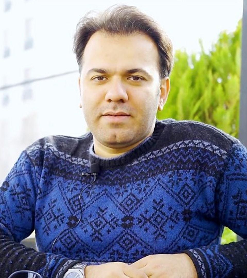 الدكتور سجاد نورشفيعي عملية انقاص الوزن في مشهد