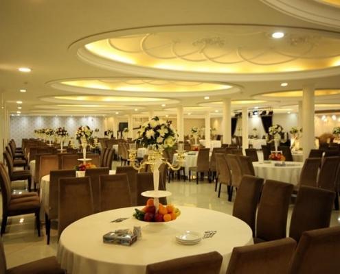 فندق إرم الكبير في طهران