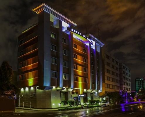 فندق إسكان فرصت في طهران