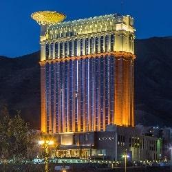 فندق اسبيناس بالاس في طهران | آريا مدتور