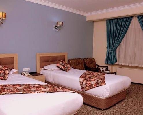 فندق هالي في طهران