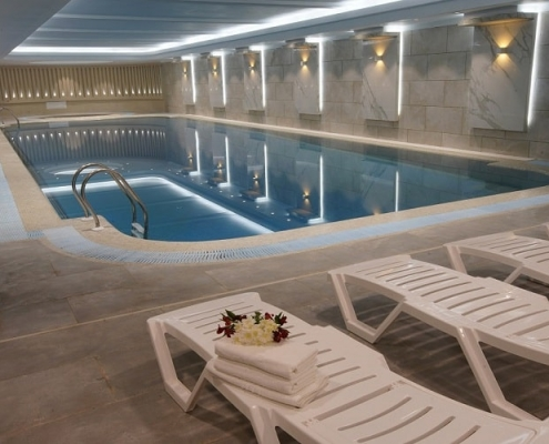 فندق وستريا الكبير في طهران