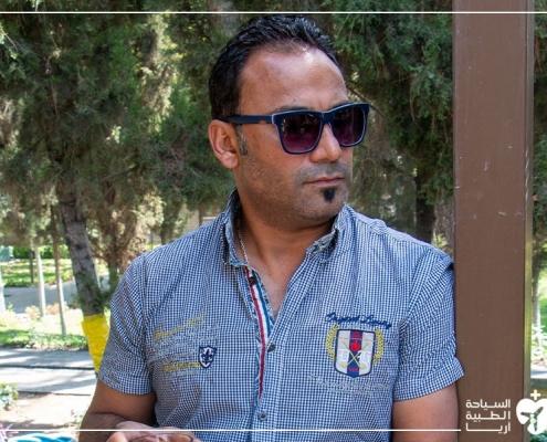 حسين هادي في ايران لإجراء عملية في العين