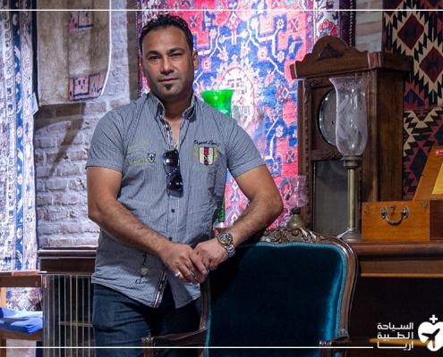مريض من العراق يتحدث عن تجربة عملية الحول في ايران