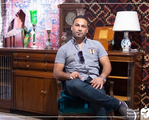 تصحيح انحراف العيون في ايران لشاب سويدي عراقي