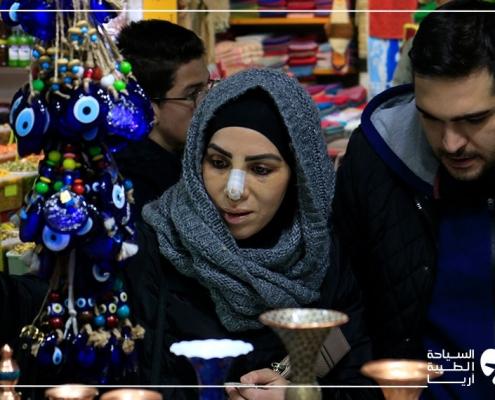 الصناعات التقليدية الايرانية تثير إعجاب الأجانب