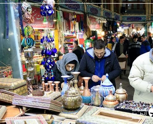 الصناعات التقليدية الايرانية بأسعار معقولة
