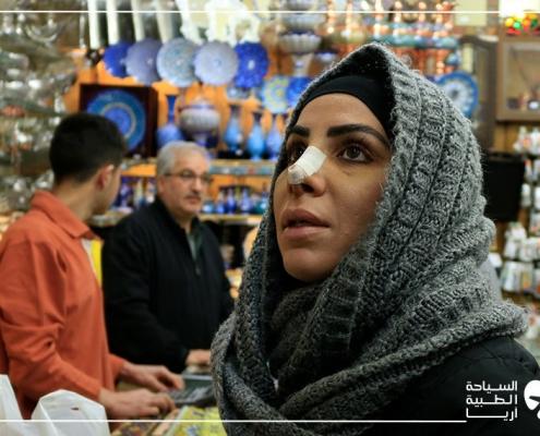 العراقة في المنتجات التقليدية الايرانية