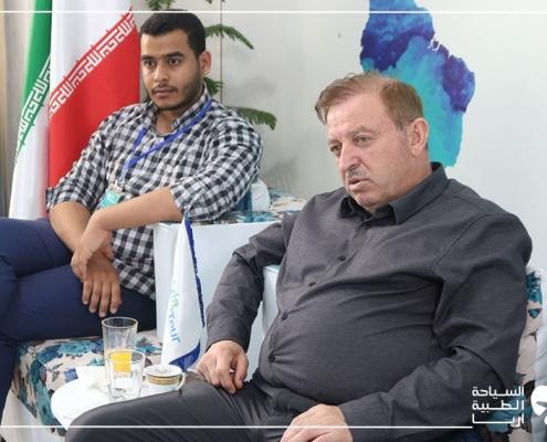 من ألمانيا إلى ايران لإجراء عملية انف بهدف علاج المشاكل التنفسية