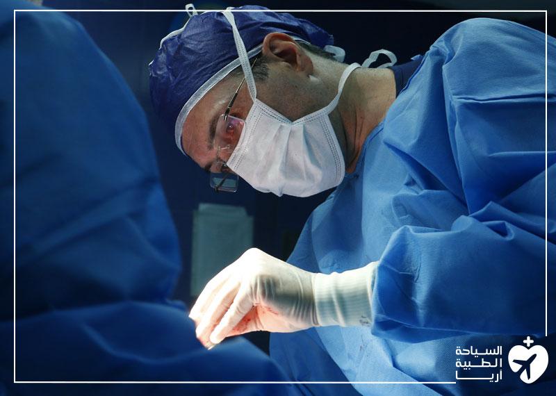 خبرة جراح تجميل الانف