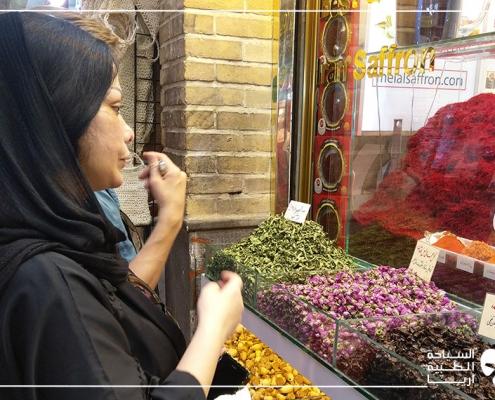 تجربة شد الوجه وإزالة الفيلر في ايران