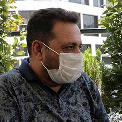 العمليات في ايران أثناء وباء كورونا
